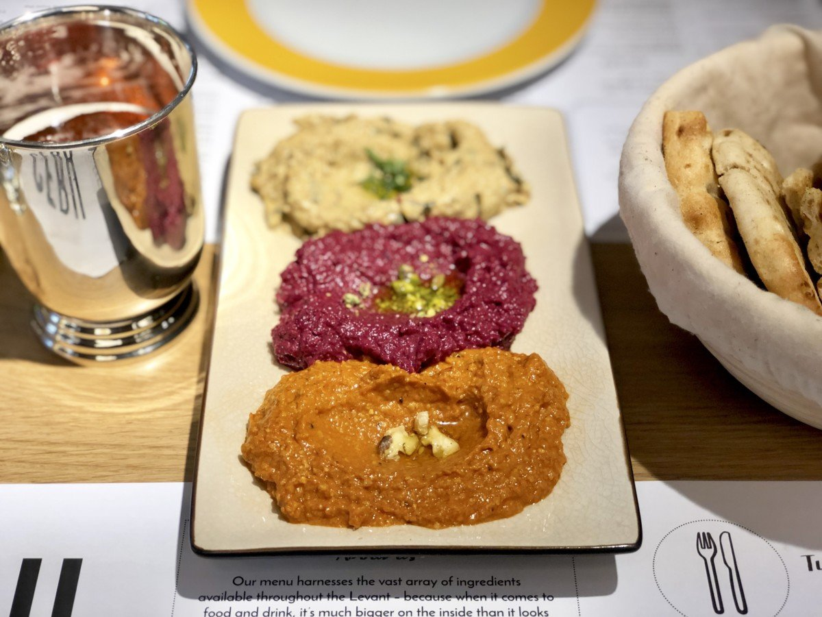 Soho food  varies and there is so much choice different cultures and plenty of cake shops! The whole area including Carnaby street area has a wide choice of restaurants. One of my new found favourites is Ceru a turkish restaurant which uses authentic ingredients and cooking methods.