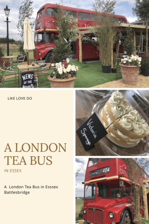 Did you know there was a London bus tea room in Essex? There is a perfect spot for a cup of tea and a slice of cake at Drakes Teas On The Bus in Battlesbridge Essex.Drakes Teas On The Bus is a quirky tea room all on a route master London transport bus.