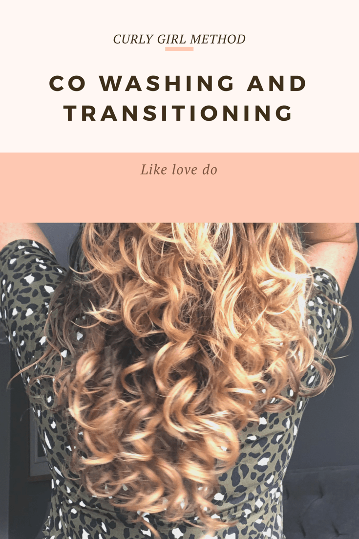 Curly girl method Co Wash and transitioning, curly hair. You may find the curly girl method is not working for you or your scalp may be itching. In this guide to Co washing we will cover all the questions that regularly arise about the Curly Girl Method Co washing and transitioning phase.