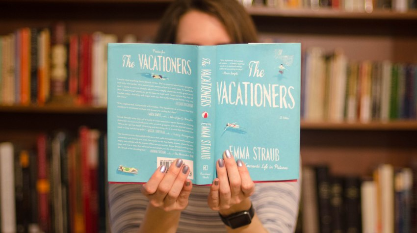 the vacationers book review