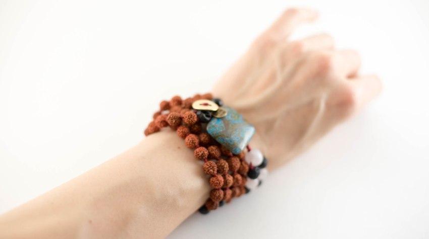 diy mala beads