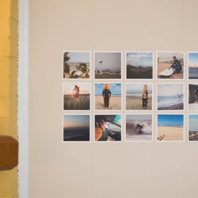 Decorating with Photo Prints