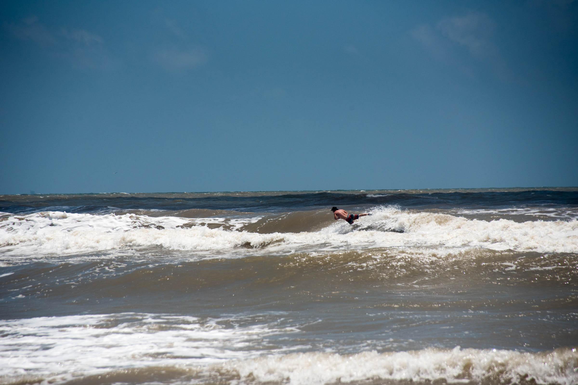 matagorda tx surfing