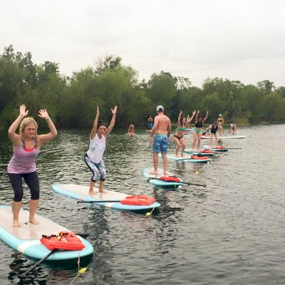 Likely By SUP – SUP Yoga Teacher Training!