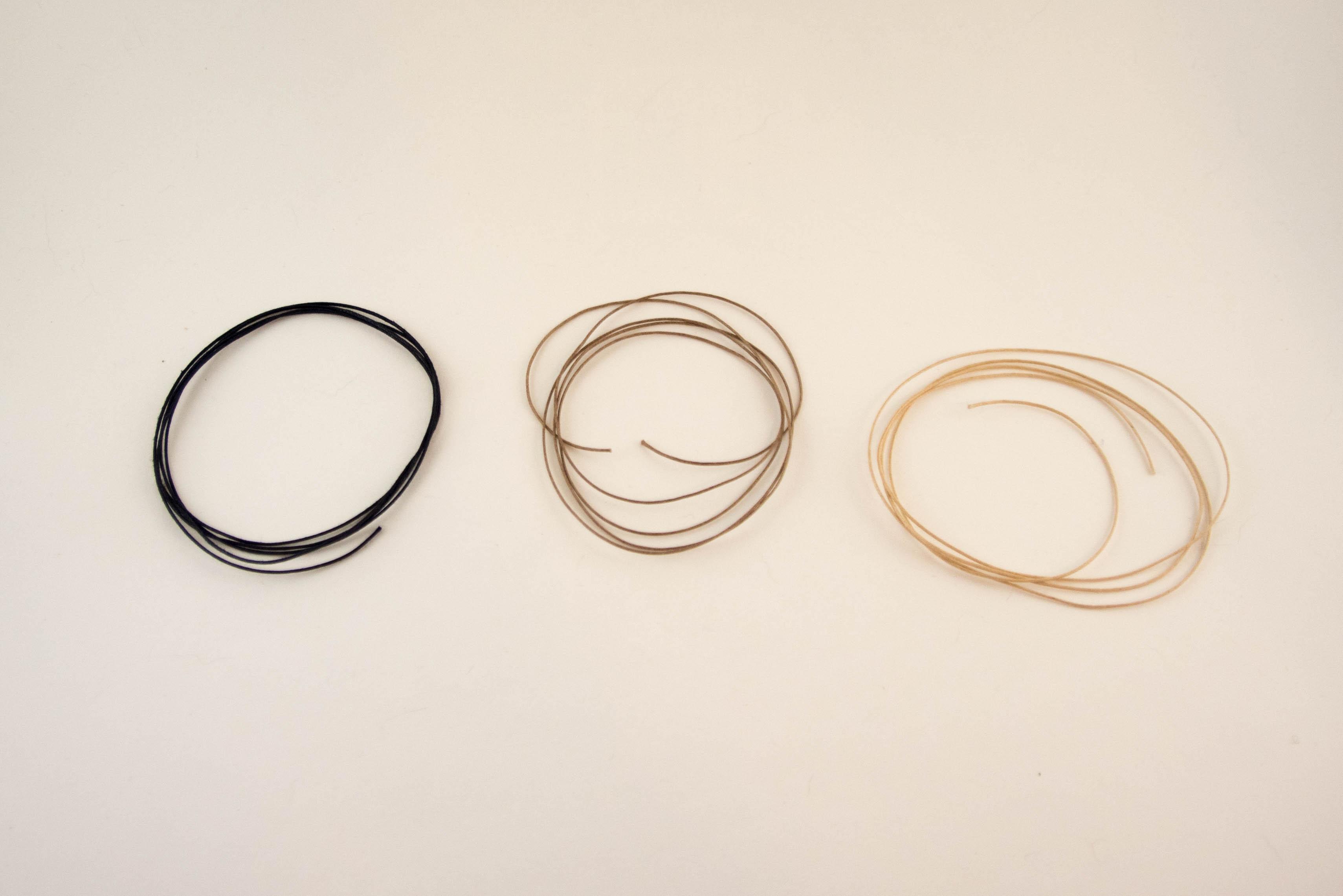 macrame friendship bracelet materials