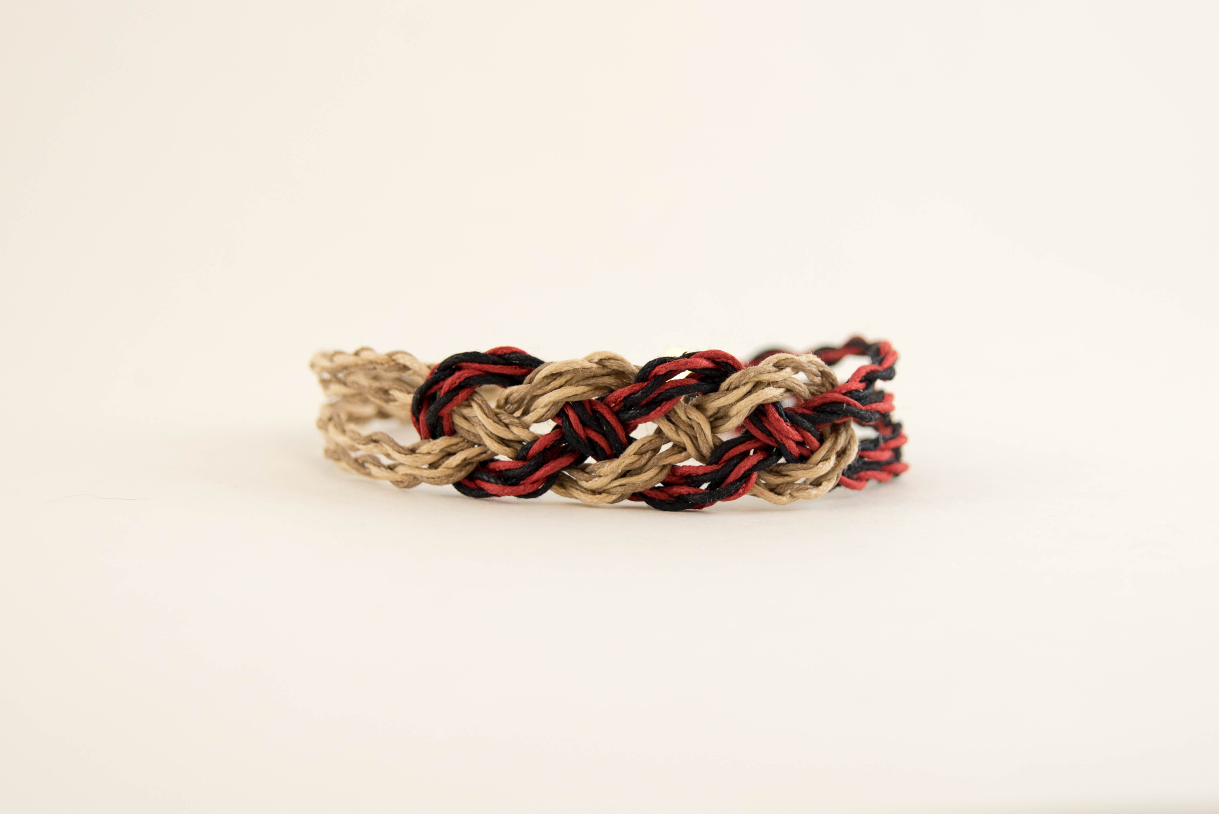 diy infinity bracelet