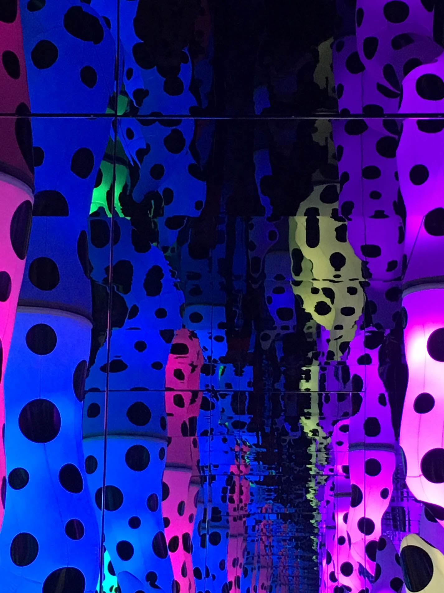 love is calling kusama