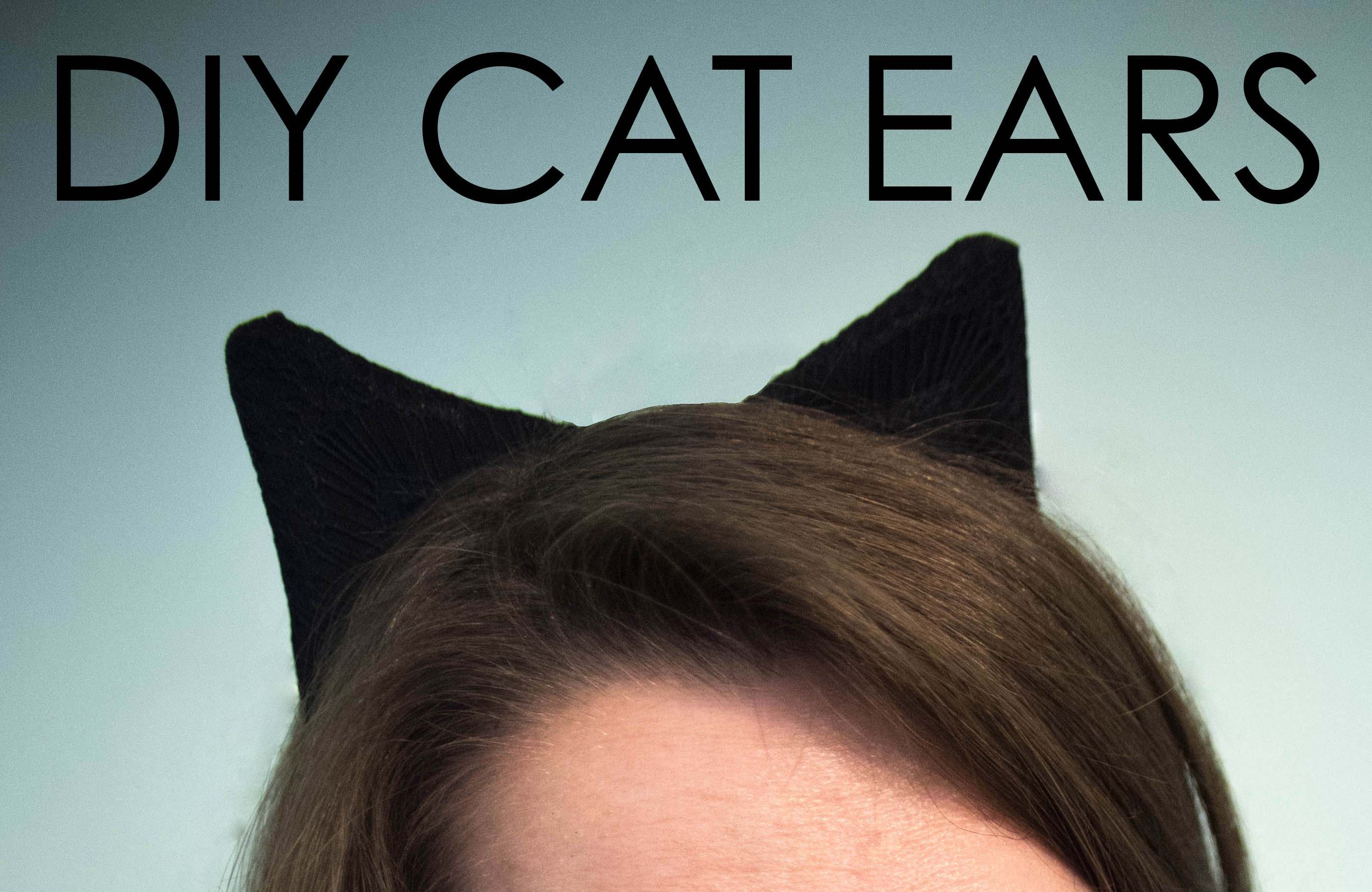cat ears diy