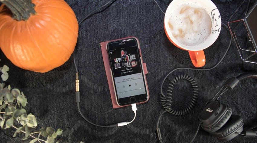 spookiest podcasts
