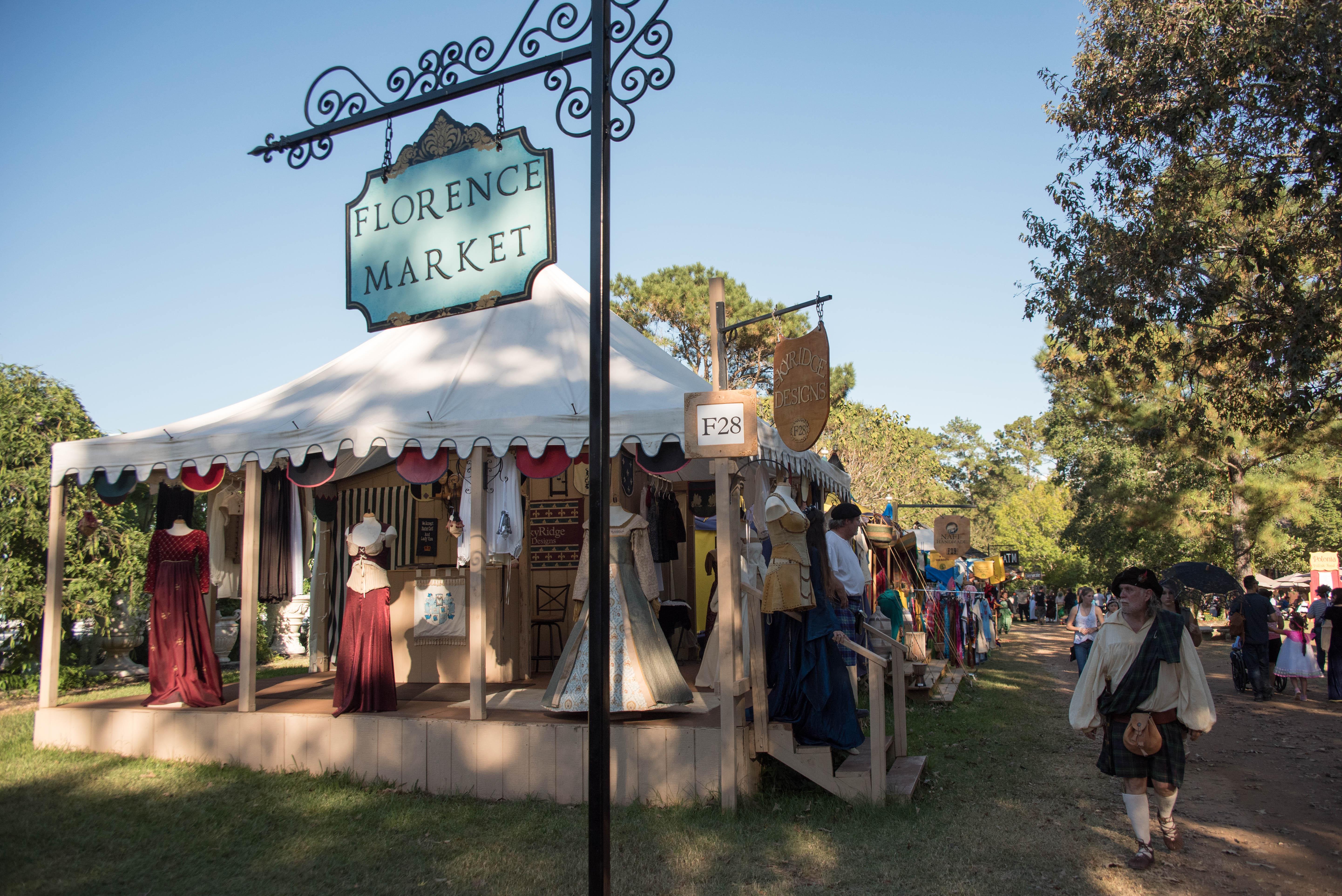renfest florence market