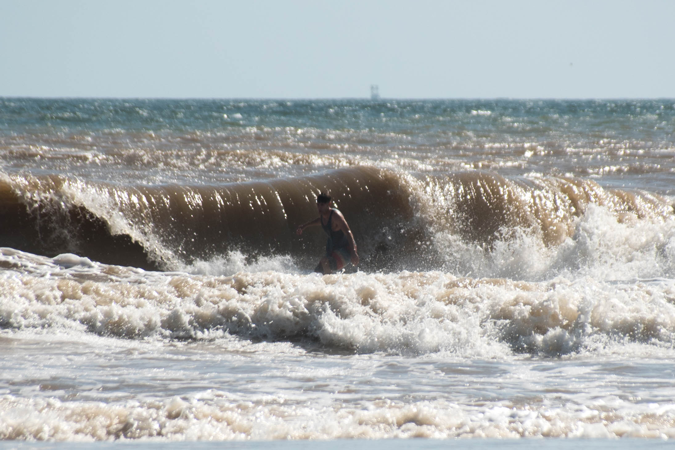 surfing matagorda