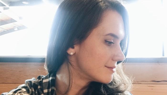DIY Pearl Stud Earrings