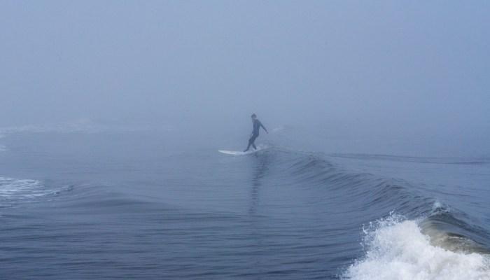 Cloud Surfing in Galveston