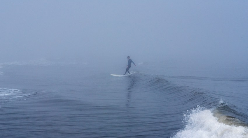 fog surfing in galveston