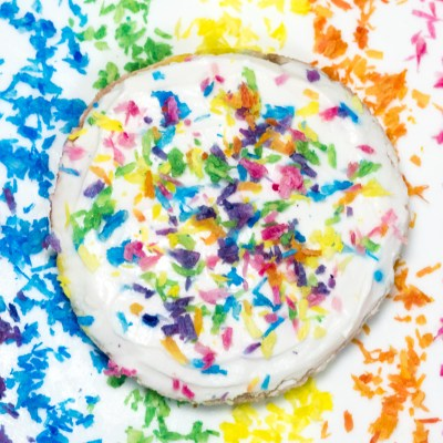 Paleo Rainbow Sprinkles Recipe