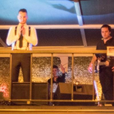 hescher chris landry drummer