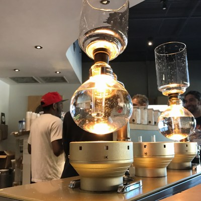 What is Siphon Coffee?