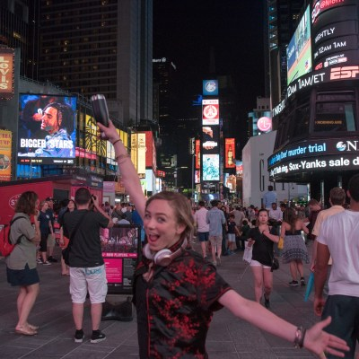 3 Things to Do in Times Square