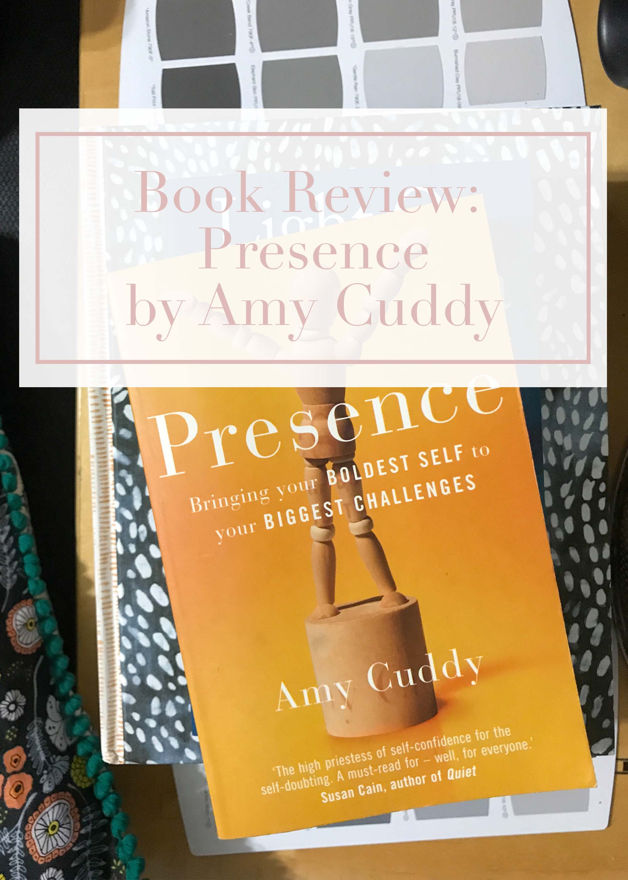 book review presence amy cuddy