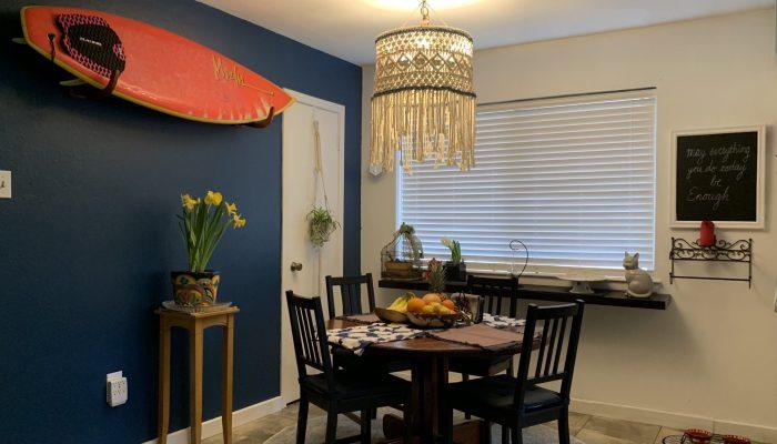 DIY Macrame Hanging Chandelier Lampshade