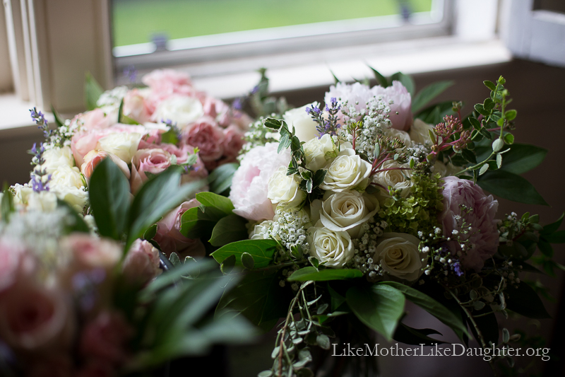 Leila Marie Lawler's Blog - Homemade wedding cake, DIY