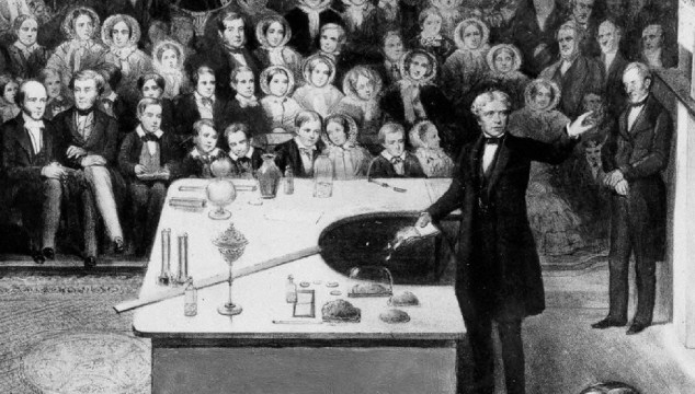 Michael Faraday: Read ~ and watch! ~ this, not that, about the scientific method!