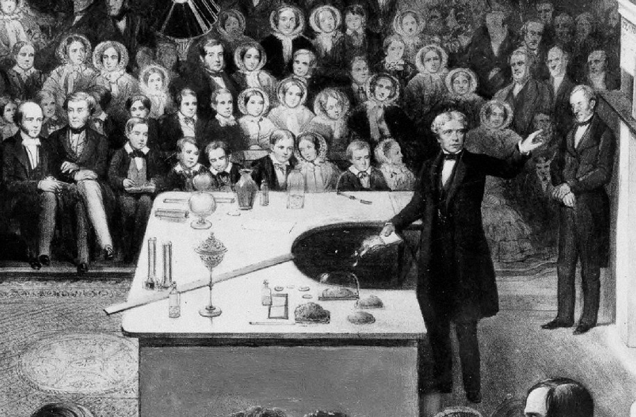 Michael Faraday, Chemical History of a Candle