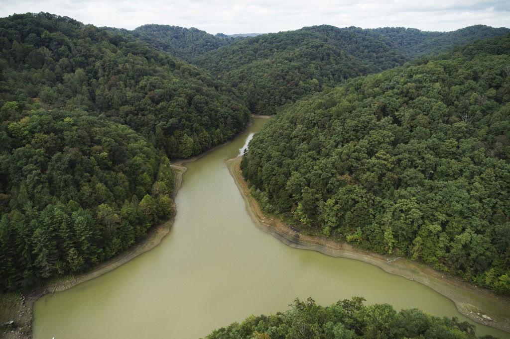 Crum Reservoir