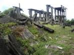 Ruins at Corregidor Island