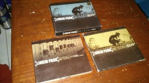 Linkin Park Meteora CDs