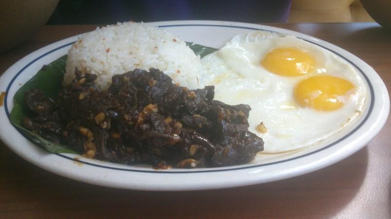 Breakfast Beef Tapa, Php 375.00