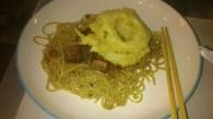 Wagyu Steak & Onion Ramen, Triple Onion, & Miso Pepper Butter, Php 590.00