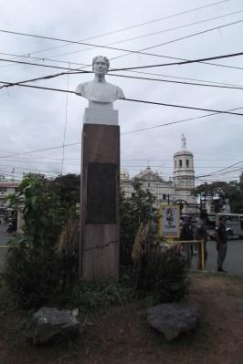 Bust of Francisco Balagtas