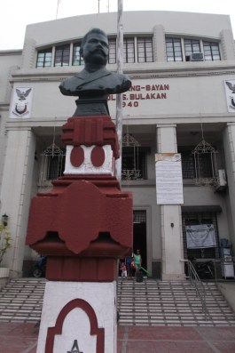 Bust of Marcelo H. del Pilar