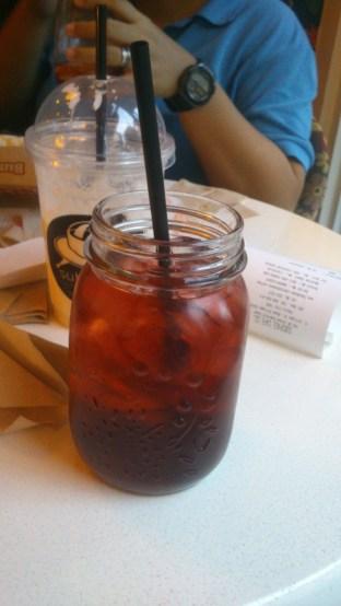 Raspberry Lemon Green Tea, Php 120.00