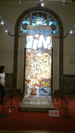 Front of the Berlin Wall Section #22