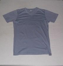 Grey Shirt, Uniqlo