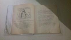 "A copy of ""Doctrina Christiana"", an ancient Filipino book written in English"