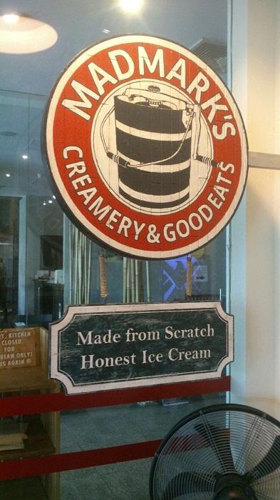 Mad Mark's Creamery and Good Eats