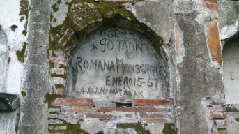 An option for a grave marker