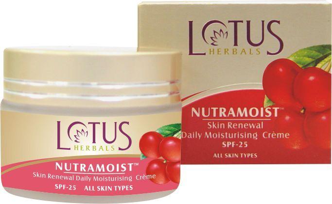 Lotus Daily Face Cream