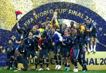 france wins the world cup fifa 2018
