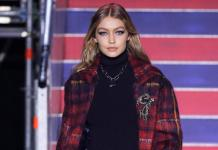gigi hadid ramp walk