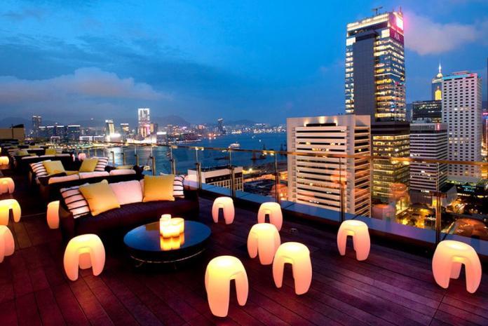 Sevva in Hong Kong, China