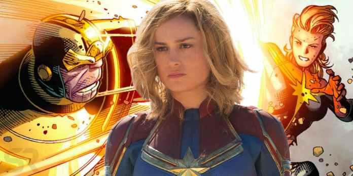 avenger 4 captain marvel