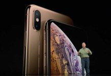 iphone xs announcement