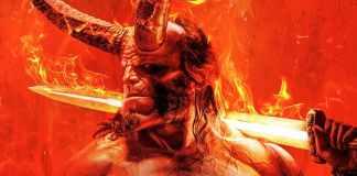 hellboy David Harbour poster