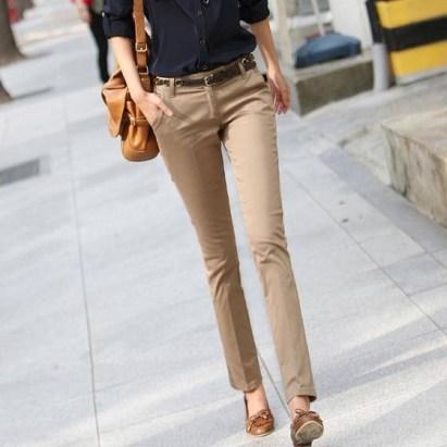 Free-Shipping-2012-NEW-Korea-Summer-Casual-All-Match-OL-Trousers-Khaki-Pants-Fashion-Slim-Skinny