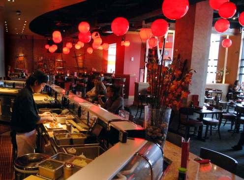 RA Sushi - Photo Credit Baltimore Sun