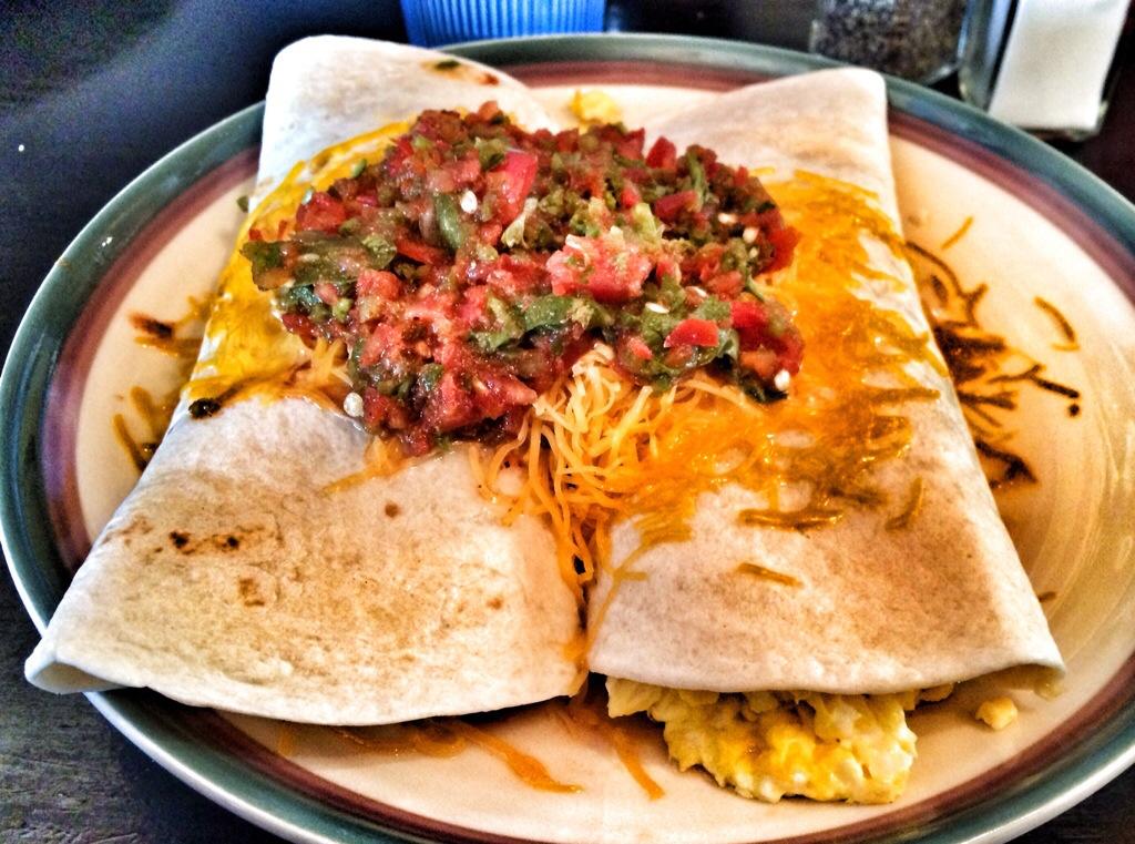 Dimitri's Salsa Burritos